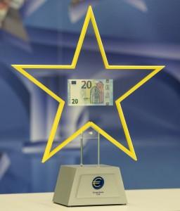 Memorandum of Understanding 20 Euro Banknote